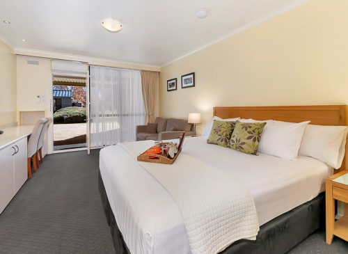 Beechworth Motor Inn | Indi Rooms