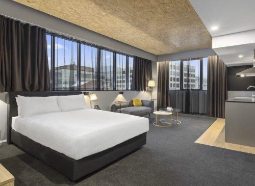 Hobart City Apartments | Indi Rooms